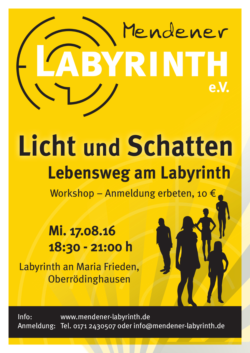 V1_Plakat_A3_Licht_u_Schatten_Mendener Labyrinth